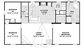 ranch house plans with open floor plan ranch style house plans open concept floor free printable small sq