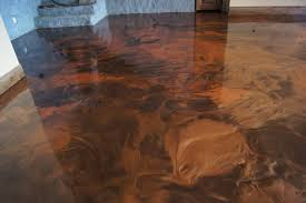 epoxy color flake garage flooring fort wayne in recent projects
