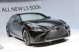 lexus sport car 2017 2018 lexus ls 500 f sport will touch down at the 2017 nyias