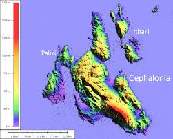 Kefalonia Greece Map by Paliki Wikipedia