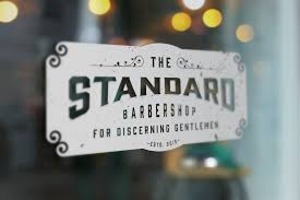 welcome to the standard barbershop