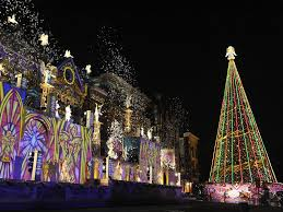 christmas trees and lights the best christmas trees in the world photos condé nast traveler