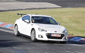 jdm subaru brz is this the subaru brz sti