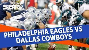 nfl betting philadelphia eagles vs dallas cowboys preview week