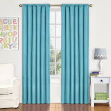 63 inch curtains bedroom mysky home grommet top thermal insulated