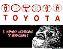 Meme Logo - toyota logo by dukee meme center