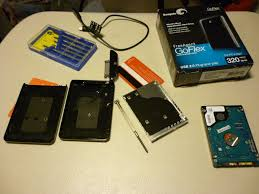 How To Open Seagate Freeagent Desk Technology Old And New How To Take Apart Your Seagate