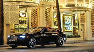 roll royce wraith on rims rolls royce wraith black badge 2016 review by car magazine