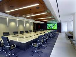 Football Conference Table Nfl American Football Headquarters In Manhattan Interior Design