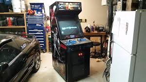 killer instinct arcade cabinet mortal kombat ii conversion to killer instinct 1 2 pcb and