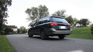 subaru outback modified 2002 subaru outback h6 vdc n1 exhaust youtube