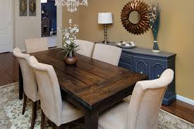 Farm Table Dining Room by Dining Room Makeover How To Nest For Less