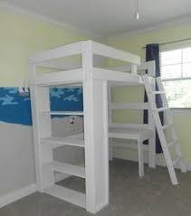 Bunk Bed Loft With Desk Ikea Bunk Beds Loft Bed With Desk Underneath Kids Desks Ikea