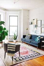 livingroom styles a family of four shares their 800 square apartment