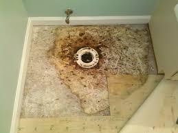 bathroom replacing bathroom subfloor 00016 replacing bathroom