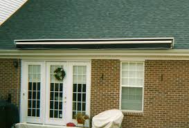 roof awnings u0026 elite heavy duty retractable patio awning