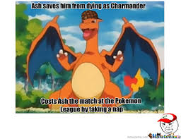 Meme Center Pokemon - scumbag charizard by indio meme center