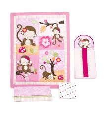 Sock Monkey Baby Bedding Girls Baby Bedding Baby Bedding And Accessories