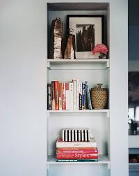 maximizing bookshelf space getting organized in the new year lonny