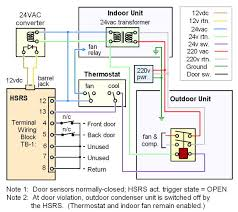 air conditioning wiring diagram u0026 car air conditioner electrical