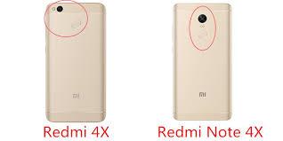Xiaomi Redmi 4x Redmi 4x Redmi Note 4x Cover Mofi Original Xiaomi Redmi