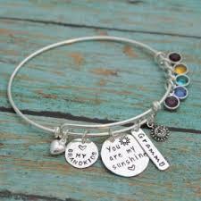 Personalized Bangle Bracelet Bracelets
