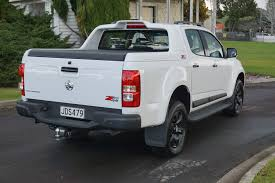 opel colorado holden colorado z71 claims the top of the range road tests driven
