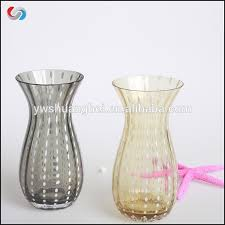 Colored Vases Wholesale Flared Glass Vases Flared Glass Vases Suppliers And Manufacturers