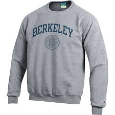 berkeley sweater of california berkeley crewneck sweatshirt