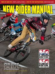 motocross racing numbers usa bmx new rider manual ii by usa bmx issuu