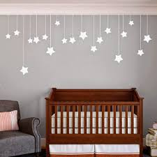my top 10 gender neutral nursery wall decals sweetums signatures http www sweetumssignatures com hanging stars wall