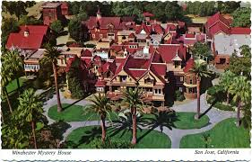 winchester mansion floor plan mystery house 99 invisible