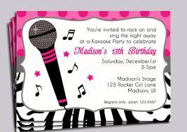 music party invitations cimvitation