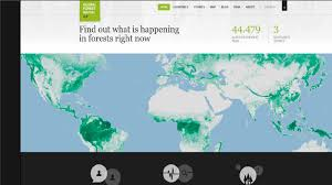 Interactive Map Global Forest Watch by Western Governor U0027s Association Tip Of The Spear The Horizon For