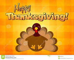 happy thanksgiving turkey royalty free stock images image 6898149