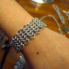 european bracelet images European 4 in 1 bracelet knittingmetal jpg