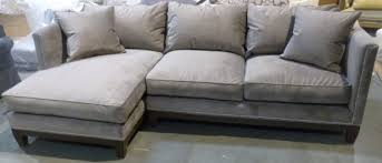 Gray Nailhead Sofa Sofa U Love Custom Made In Usa Furniture Sectionals Sectionals