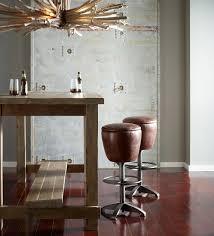 Reclaimed Wood Bar Table Cecil Farmhouse Reclaimed Wood Bar Pub Table Zin Home
