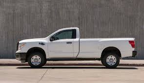nissan mazda truck 2017 nissan titan single cab revealed in regular and xd