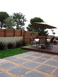 Paver Ideas For Backyard Phenomenal Flagstone Gravel Patio Ideas Backyard Pavers Backyard