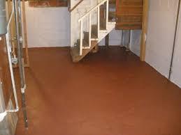 concrete basement floor sealer carpet flooring ideas