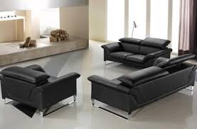 cheap black leather settee brown couch leather light blue sofa set