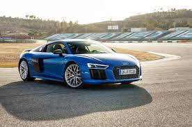 Audi R8 Models - 2017 audi r8 review second drive motor trend