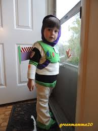 Easy Toddler Halloween Costume Ideas Diy Buzz Lightyear Toddler Halloween Costume Halloween Costumes