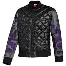 puma camouflage winter jacket apparel winter jackets progressive