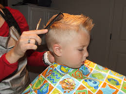 hair cut styles for boy with cowlik simply everthing i love how to cut boys hair the professional way