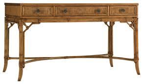 Lexington Furniture Desk Lexington Beach House Clearwater Writing Desk Tropical Desks