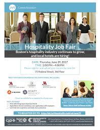Times Job Resume Upload by Hospitality Job Fair June 29 Job Search Skills