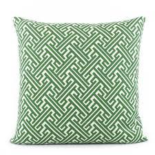 trellis kelly green and white lattice throw pillow chloe u0026 olive