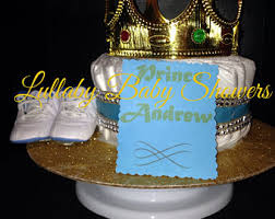 Diaper Cake Bathtub Single Layer Diaper Cake